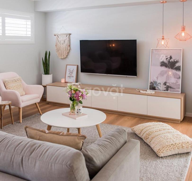 Chi phí thiết kế nội thất tiết kiệm cho căn hộ chung cư 2 PN