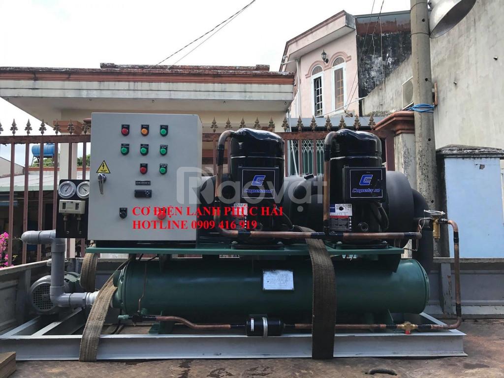 Rao vặt cung cấp và lắp đặt hệ thống chiller công nghiệp giá rẻ