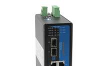 IES7110-2GS: Switch công nghiệp Quản Lý 8 cổng Ethernet 2 cổng Gigabit