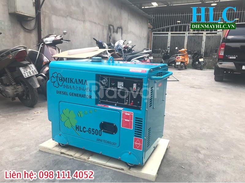 Báo giá máy phát điện chạy dầu 5kw tại Hà Nội rẻ nhất (ảnh 3)