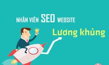 Tuyển dụng nhân viên Seo web marketing