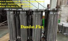 Nhà sản xuất chào giá khớp nối mềm chống rung mặt bích, ống nối inox