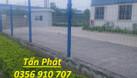 Hàng rào lưới thép, hàng rào mạ kẽm nhúng nóng D6 a50*200 (ảnh 5)
