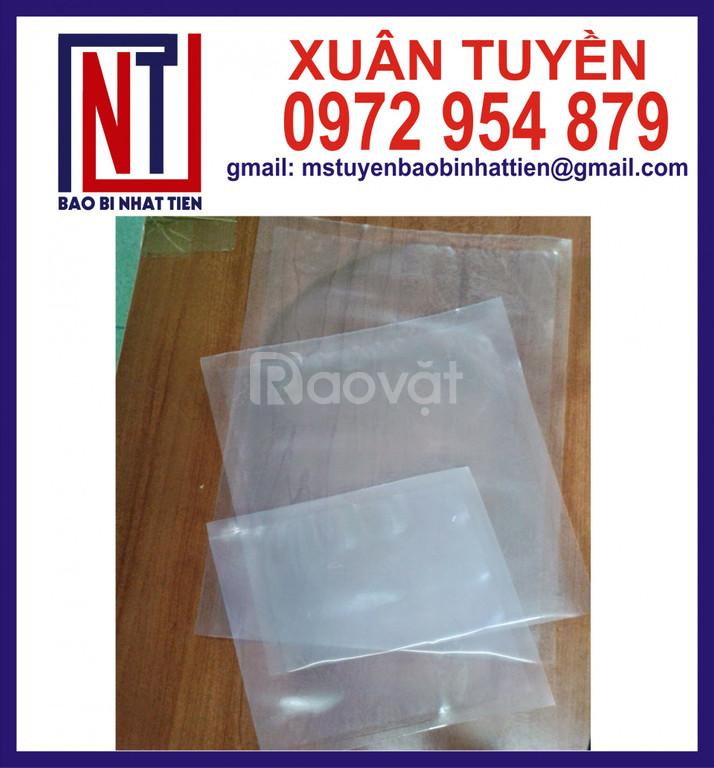 Sản xuất bao bì nhựa PE (ảnh 1)