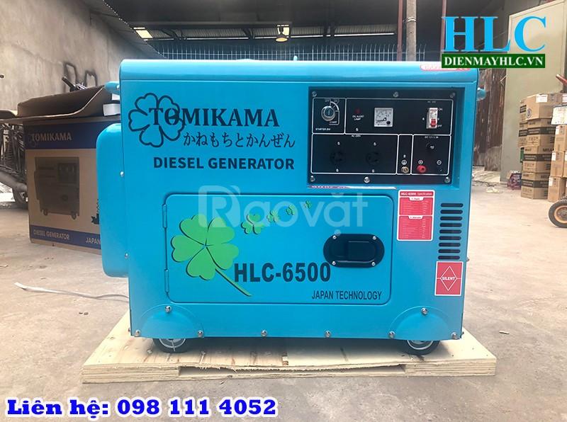 Báo giá máy phát điện chạy dầu 5kw tại Hà Nội rẻ nhất (ảnh 5)