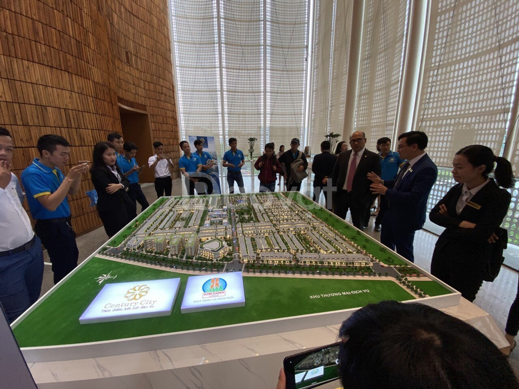 Khu đô thị sân bay Long Thành Century City dự án mới Kim Oanh Group  (ảnh 3)