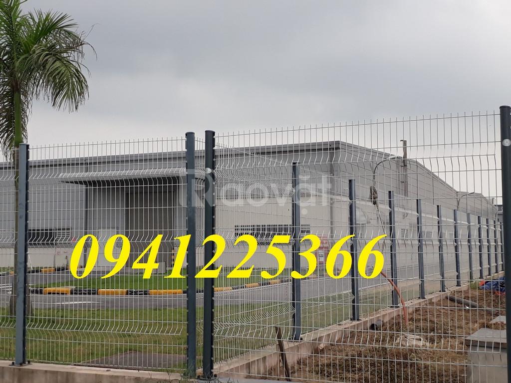 Hàng rào nhà xưởng, hàng rào nhà kho