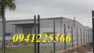 Hàng rào nhà xưởng, hàng rào nhà kho (ảnh 1)