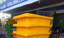 Giảm giá mạnh thùng rác 240 lít hàng VN chất lượng cao tại Đà Nẵng
