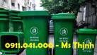 Thùng rác giá rẻ đảm bảo vệ sinh môi trường (ảnh 4)