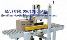 Máy dán băng keo thùng carton xuất sứ đài loan WP-5050TS gia rẻ