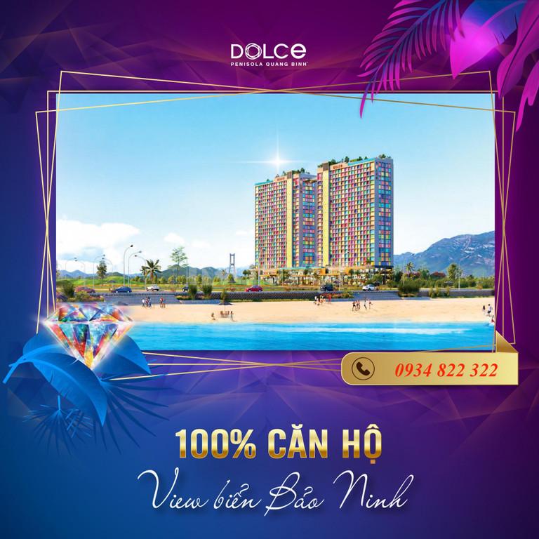 Mua căn hộ biển Bảo Ninh trả góp 20tr/tháng không lãi suất