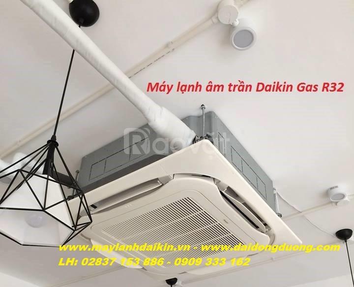 Máy Lạnh Âm Trần Daikin FCFC85DVM/RZFC85DVM - phù hợp mọi thiết kế nội