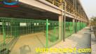 Hàng rào lưới thép, hàng rào mạ kẽm, hàng rào công ty D4,D6 giá rẻ (ảnh 5)