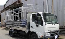 Xe tải Hino 5 tấn thùng mui bạt dài 4m4 nhập khẩu