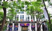 Tòa nhà mới Hoàn Kiếm 450m2 x 6 tầng mặt tiền 20m