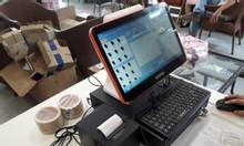Tư vấn lắp đặt máy tính tiền cho quán cafe, sinh tố tại Kiên Giang