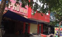 Cho thuê nhà nguyên căn, mặt tiền Minh Khai, tiện kinh doanh ở TP Vinh
