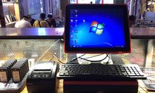 Máy tính tiền cho quán trà chanh bụi phốtại Hà Nội