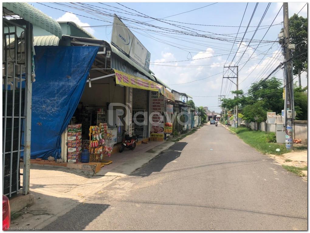 7m nhà mặt tiền, đường vào khu chợ, Thị Trấn Hiệp Phước, Nhơn Trạch