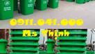 Thùng rác giá rẻ đảm bảo vệ sinh môi trường (ảnh 1)