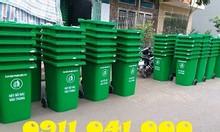 Thùng rác giá rẻ đảm bảo vệ sinh môi trường