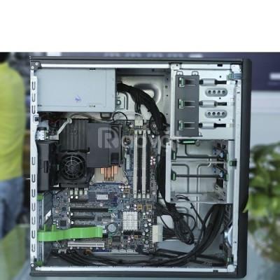 Máy tính HP Z420 cpu 4 core VGA 2GB Quadro K620