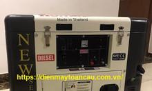 Xả kho Máy Phát Điện Honda Chạy Dầu 5Kw HD8500EC, chính hãng giá tốt