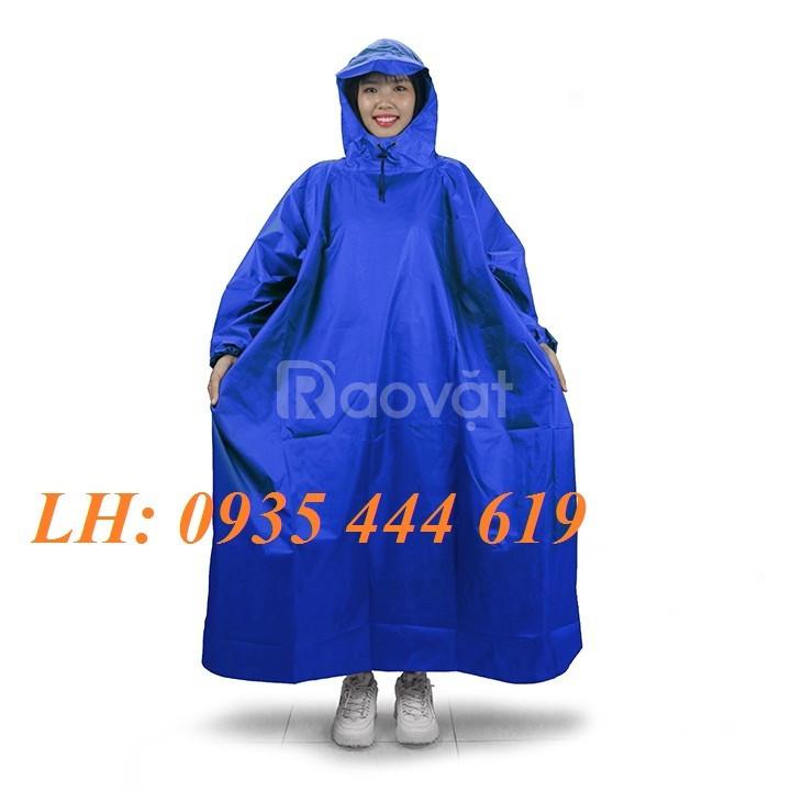 Công ty cung cấp áo mưa in logo quảng cáo tại Quảng Nam