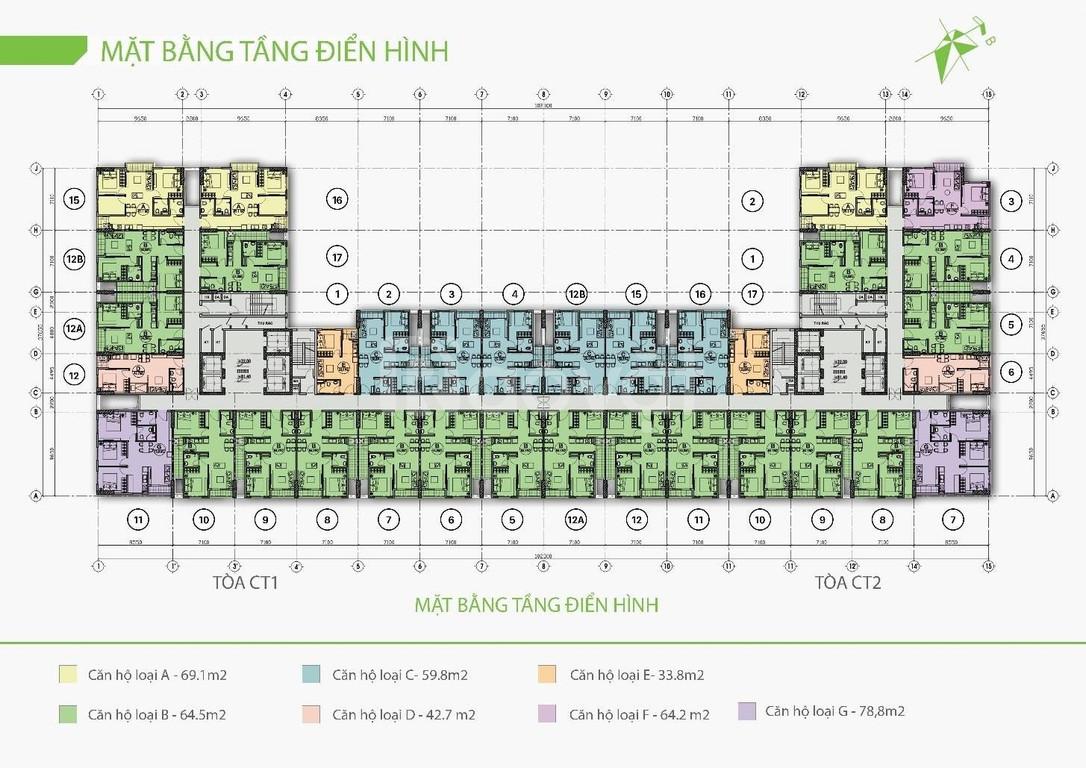 Bán căn hộ Ecolife Riverside thành phố Quy Nhơn - Bình Định giá 705 tr (ảnh 4)