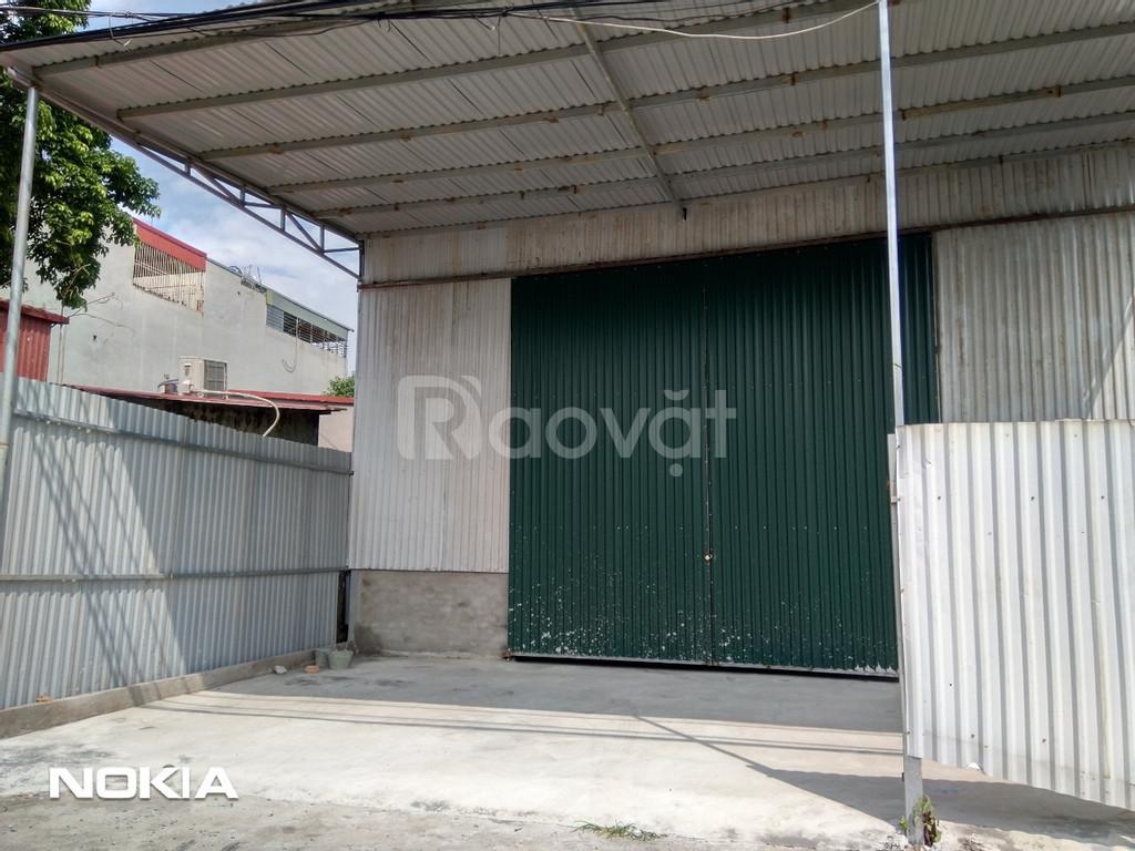 Cho thuê kho tại 68 Phú Diễn, Bắc Từ Liêm