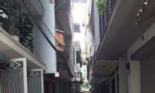 Nhà phân lô vị trí đắc địa trung tâm quận Ba Đình, 35m2x4.5T, SĐCC