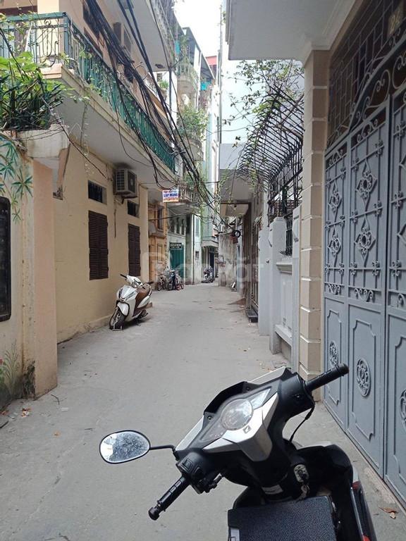 Bán nhà chính chủ phố chợ Khâm Thiên, Đống Đa, DT 30m x 5T (ảnh 5)