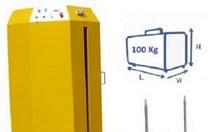 Máy quấn màng pellet của hãng Wellpack WP-56 đến từ Đài Loan giá rẻ