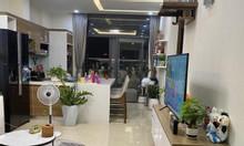 Cho thuê căn hộ 2PN chung cư Tràng An nội thất đầy đủ giá 13tr/th