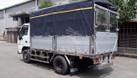 Isuzu QKR230 thùng bạt bửng nhôm, tải 1T, 1T4, 1T9, 2T4 (ảnh 4)