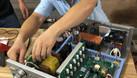 Sửa chữa máy hàn siêu âm nhanh nhất tại Điện tử BA (ảnh 1)