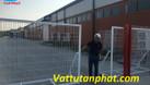 Hàng rào lưới thép, hàng rào mạ kẽm, hàng rào công ty D4,D6 giá rẻ (ảnh 4)
