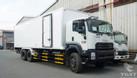 Xe tải Isuzu FVM1500 thùng bảo ôn 14 tấn (ảnh 1)