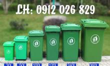 Thùng rác nhựa giá bao nhiêu nửa cuối năm 2020