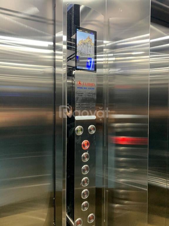 Bán nhà mới 6 tầng có thang máy ngõ 260 Cầu Giấy giá 7,3 tỷ