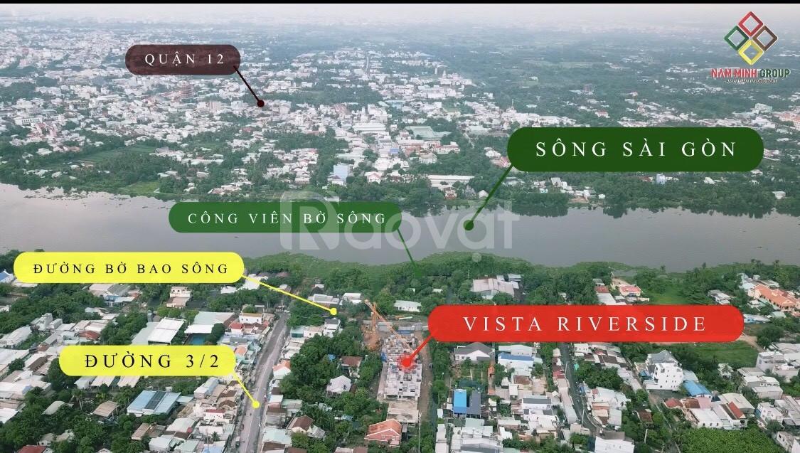 Muốn mua nhà rẻ thì đừng ngại xem tin này, 950tr/căn hộ ven Sài Gòn (ảnh 3)