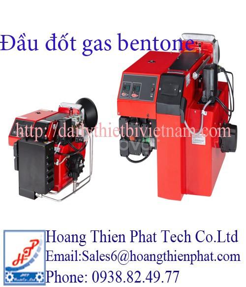 Đầu đốt gas bentone (ảnh 1)