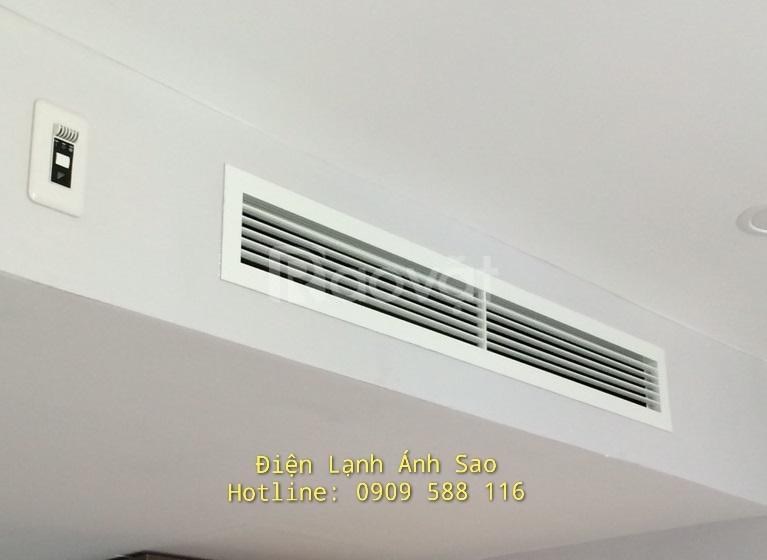 Máy lạnh giấu trần nối ống gió Daikin - Bảo hành chính hãng (ảnh 5)
