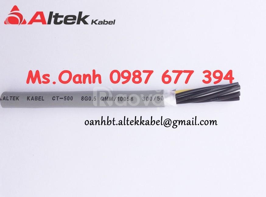 Cáp điều khiển tín hiệu Altek Kabel