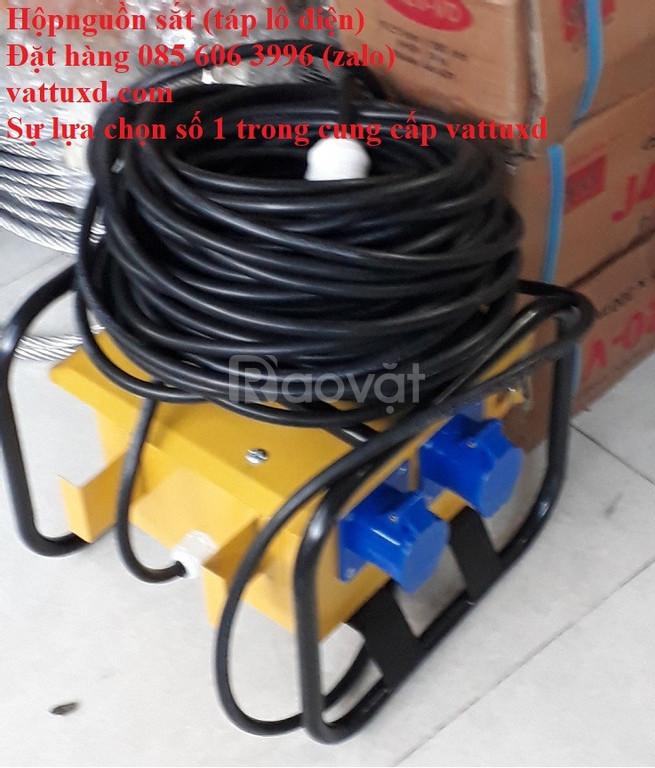 Hộp nguồn thi công táp lô điện (ảnh 3)