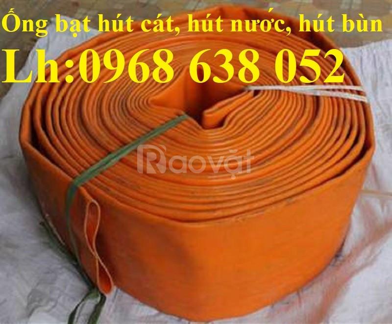 Ống dẫn nước vải bạt D40, D50, D60, D80, D100, D120, D150, D200