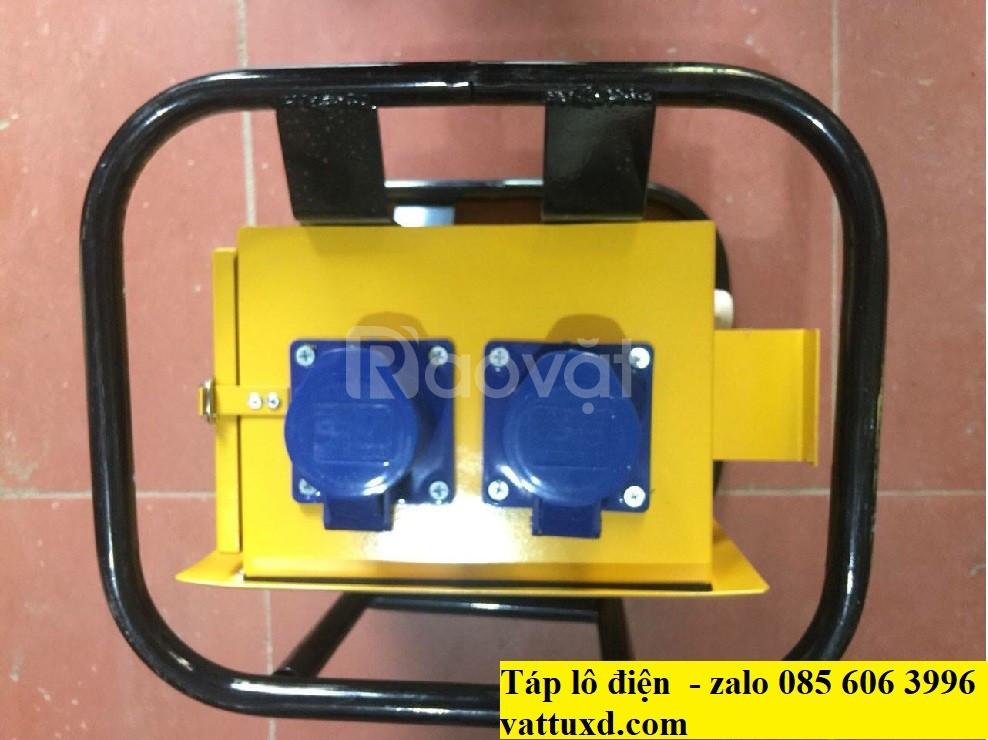 Hộp nguồn thi công táp lô điện (ảnh 1)