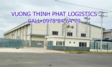 Cho thuê kho xưởng 800m2, 1.700m2, 3.000m2, 6.000m2 giá tốt Bình Tân