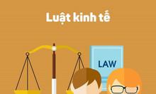 Tuyển sinh đại học ngành luật kinh tế hệ từ xa tại Bình Phước